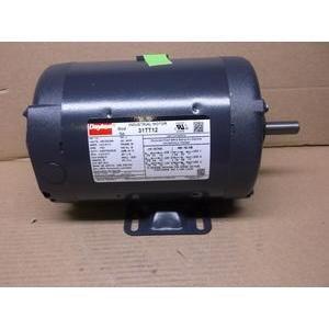 DAYTON 31TT12/P56AF95A11 1HP INDUSTRIAL GENERAL PURPOSE MOTOR 208-230-460/50-60/3 RPM:1725/1-SPEED