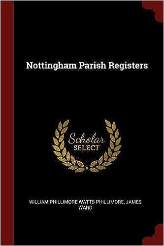 Nottingham Parish Registers
