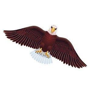 GAYLA Wildlife American Bald Eagle Bird Wing Flapper Kite...