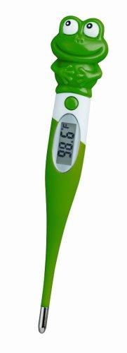 Digital Thermometer Child/Kids/Pediatric Frog Design