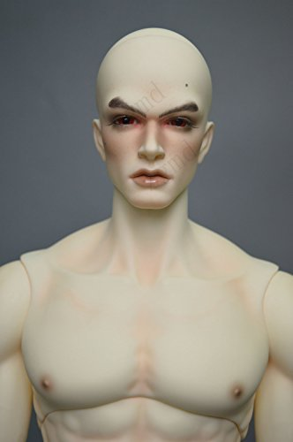 Zgmd 1/3 BJD Doll Ball Jointed Doll Big Muscle Handsome Male With Face Make Up