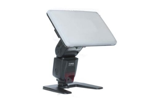 Graslon Prodigy Flash Diffuser with Snap - onフラットレンズ B004RE566I