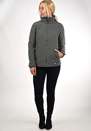 montant veste Desires 2820 Softshells en forgé avec pour La col Selina Softshell fer Jacket femmes xIqawIv1