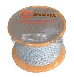 (Stens 100' Solid Braid Starter Rope, 4 Solid Braid, ea,)
