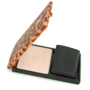 Sisley Phyto-Poudre Compact Pressed Powder for Women, No. 2 Transparent Irisee, 0.19 Pound by Sisley