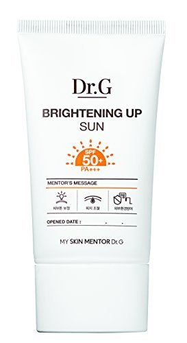 2 Packs of Dr.G Gowoonsesang Brightening Up Sun SPF42 PA+++ (50mlx2) (My Skin Mentor Dr G Brightening Up Sun)