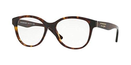 52 Gafas Havana De Adulto Sol 3002 0be 2278 Burberry dark Unisex Marrón PXxTtIy