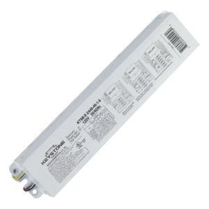 - Keystone 00556 - KTSB-E-2448-46-1-S 4-6 Lamp High Output T12 Fluorescent Ballast