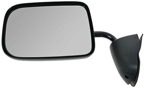 OE Replacement Dodge Van/Plymouth Van Driver Side Mirror Outside Rear View (Partslink Number CH1320172)