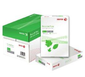 Xerox 003R91913 Recycled+ Umwelt-/Druckerpapier, DIN A3, 80 g/m², 500 Blatt, weiß