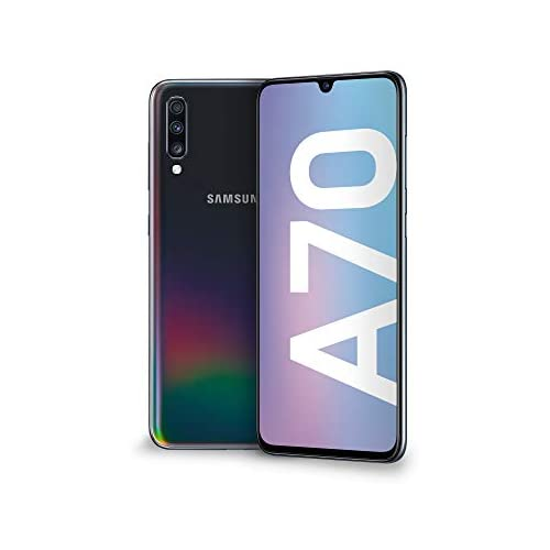 chollos oferta descuentos barato Samsung A70 Smartphone 1 Negro
