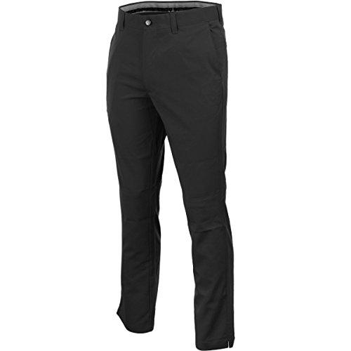 2015 Callaway Chev Lightweight Tech Flat Front Mens Golf Trousers Caviar 34x32