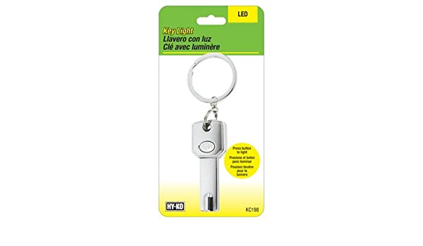 Amazon.com: HY-KO PROD CO KC198 Silver LED LGT Hy-ko Key ...