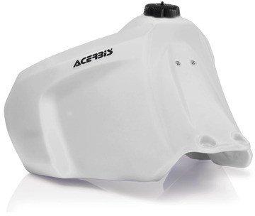 ''Acerbis Fuel Tank - White - 6.6 Gal.