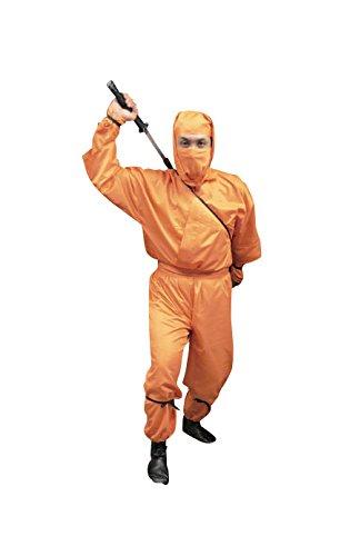 Amazon.com: El Ninja naranja: Clothing