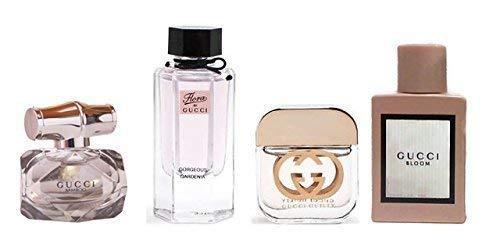 G U C C I Perfume 4PC MINI SET For Women