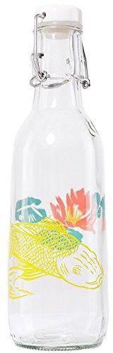 Love Bottle USA Manufactured Glass Water Bottle, BPA Free, 500ml,