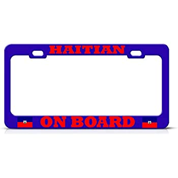 DON/'T MESS WITH AN EGYPTIAN Metal License Plate Frame Auto SUV Tag Holder