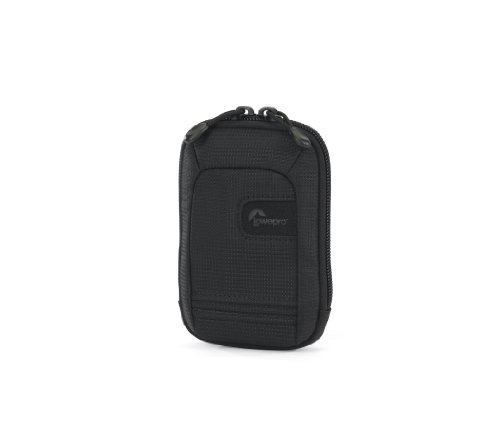 Powershot Basic Accessory - Lowepro Geneva 10 Camera Bag - A Soft Camera Pouch With Belt Loop Attachment For Your Point and Shoot Camera