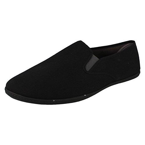 Spot On , Jungen Sneaker, Schwarz - schwarz - Größe: 44