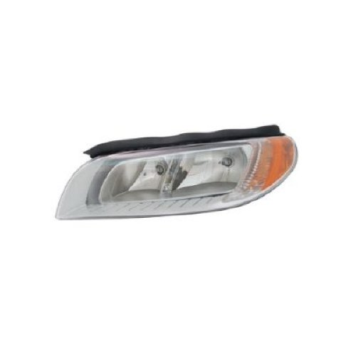 OE Replacement Volvo S80/V70/XC70 Driver Side Headlight Assembly Composite (Partslink Number ()