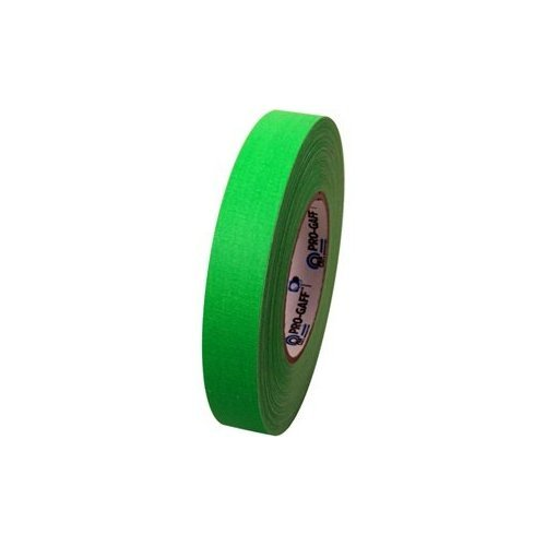 3 2 Pro Gaff//Gaffers Tape .5 1 4 Inch Widths x Variable Lengths