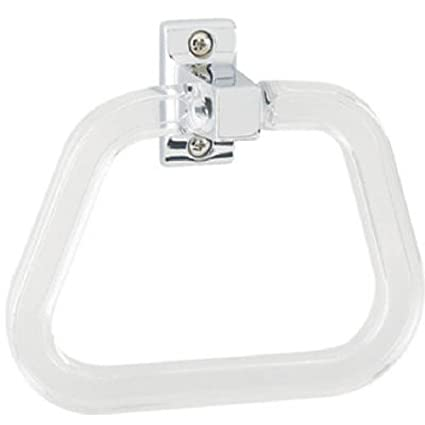 Acrylic Bathroom Towel Ring