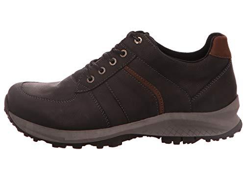 Noir Lacets À Waldläufer Chaussures Ville Homme De Pour q1wR0ax