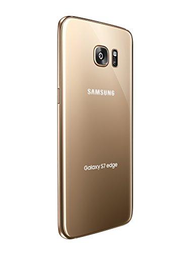 Samsung Galaxy S7 Edge   Factory Unlocked Phone 32 GB International Version (Platinum Gold) by Samsung (Image #1)