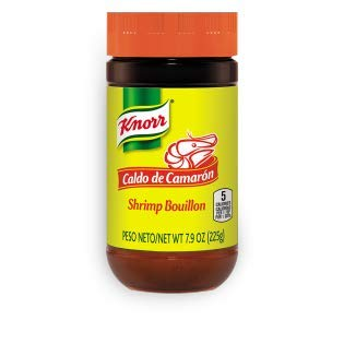 (Knorr Shrimp Flavor Granulated Bouillon - 7.9 oz Jar)