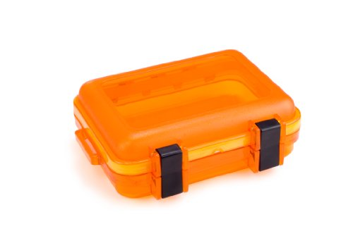 GSI Outdoors Lexan X-Small Gear Box (Apricot Orange)