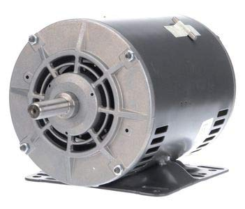 - 1.5 hp Belt Drive Blower 3 Phase Motor 1725 RPM 208-230/460V Dayton 4YU39