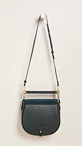 Suede Green Women's Babylon Bag SANCIA Hunter 0Fv1zwxq