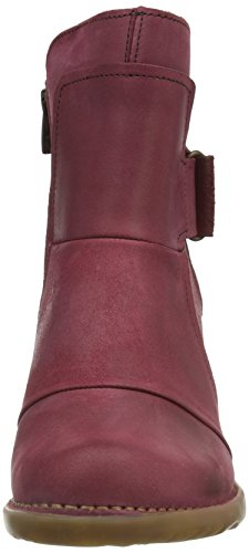 El Naturalista Duna N566 - Botas Rojo Rioja