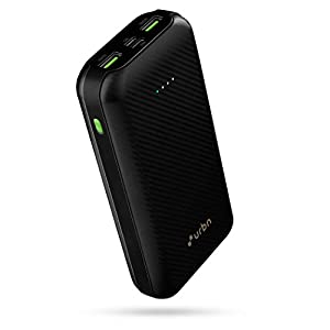 URBN 20000 mAh 18W Super Fast Charging Power Bank with 18W Type C PD (Input& Output) and QC 3.0 Dual USB Output with…