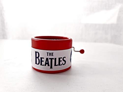 Caja de m/úsica de los Beatles Canci/ón And I love her
