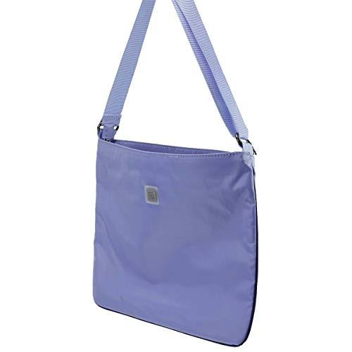 Wondrerful Ellington Amelia Crossbody Tote Sling Messenger Bag Travel School Work 5 Colors Color Blue