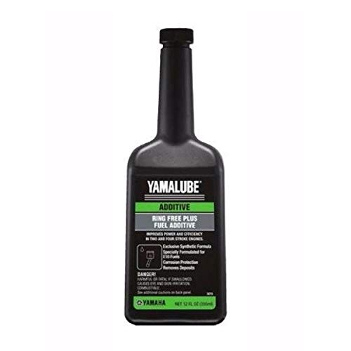 Yamaha Yamalube ACC-RNGFR-PL-12 Ring Free Plus Fuel Additive