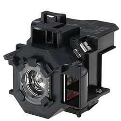 Replacement For EPSON POWERLITE 82 LAMP & HOUSING Projector TV Lamp Bulb by Technical Precision