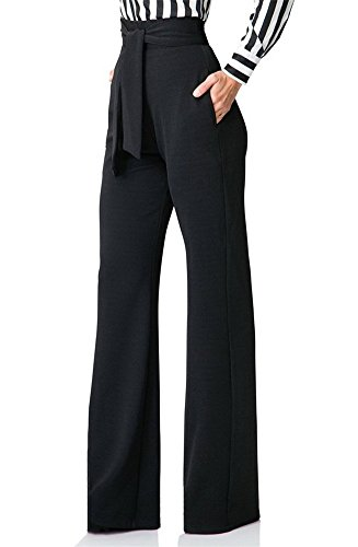High Waisted Dress Pants - 5