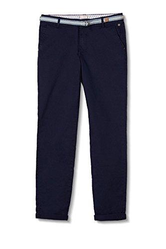 ESPRIT, Pantalones para Mujer Azul (Navy)