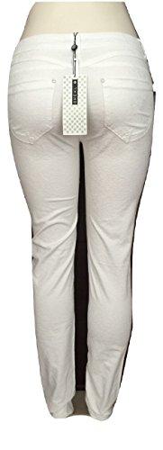 Pantalone Marca Bianco Breal Colore Patrice Peromancy f8v5Xq