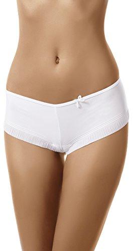 Wolbar Bragas para Mujer WB106 Blanco