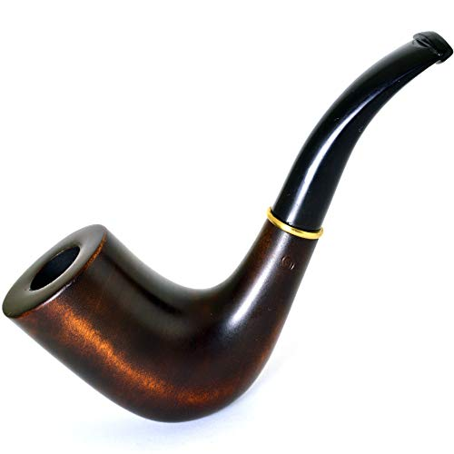 6.1'' Wooden smoking pipe. Best smoking pipes. WORLDWIDE shipping.