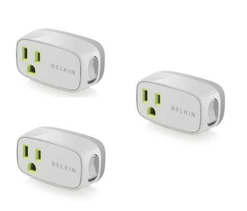 Belkin Conserve Illuminated Switch F7c016q