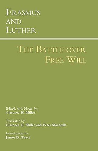 Erasmus+Luther:Battle Over Free Will
