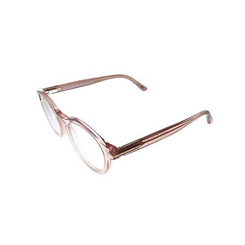 Eyeglasses Tom Ford FT 5529 -B 072 Shiny Pink/Clear Lens