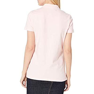 Tommy Hilfiger Women's Short Sleeve Polo (Regular and Plus Size): Clothing
