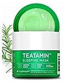 Skinfood Cleanser For Acne - Nightingale Teatamin Sleeping Mask