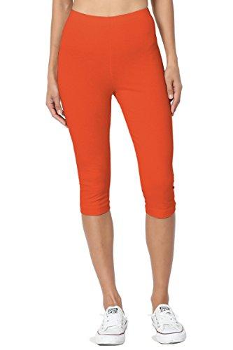 クリープ出します作りTheMogan PANTS レディース US サイズ: XXX-Large カラー: オレンジ